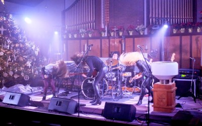 *PHOTOS! New Year's Eve Recap with the Talia Denis Band