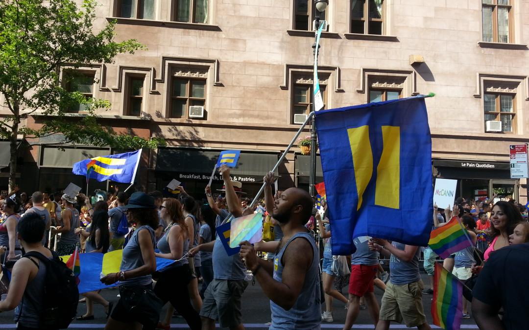 Pride Parade!